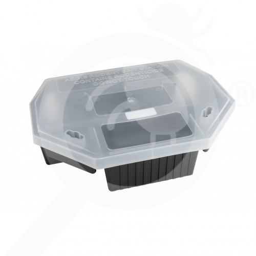us lipa tech bait station aegis clear rat - 1