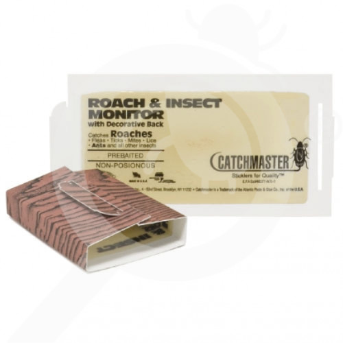 us catchmaster trap 150ri roach insect vanilla molasses scented - 1, small