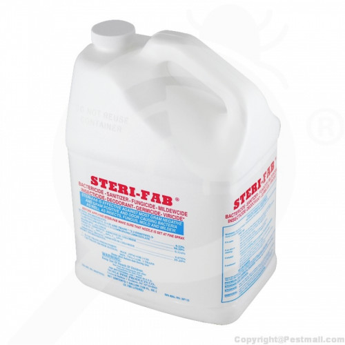 us noble pine insecticide sterifab 1 gal - 1, small