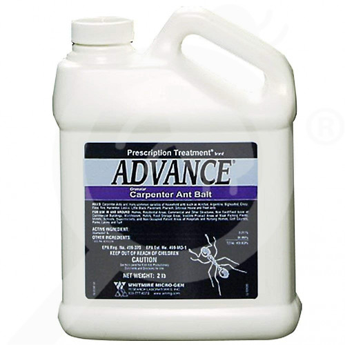 us basf insecticide advance carpenter ant bait 2 lb - 0