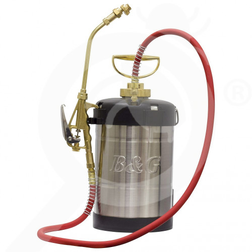 us bg equipment sprayer fogger n 74 b 1 2 gal stainless 8 wand - 2, small