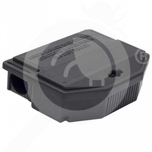 us lipa tech bait station aegis black mouse - 1, small