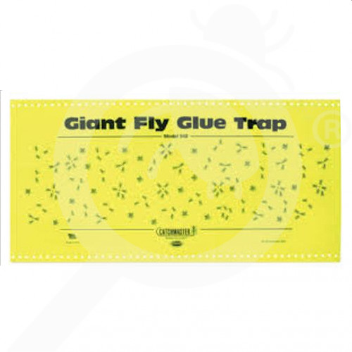 us catchmaster trap 949 fly glue w attractant set of 48 - 1, small