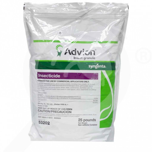 us syngenta insecticide advion insect granule 11 kg - 2, small