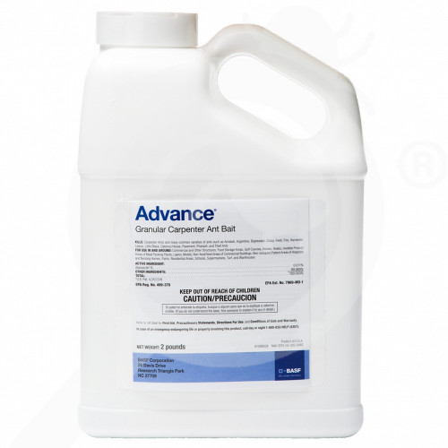 us basf insecticide advance 375a select granular ant bait 2 lb - 1, small