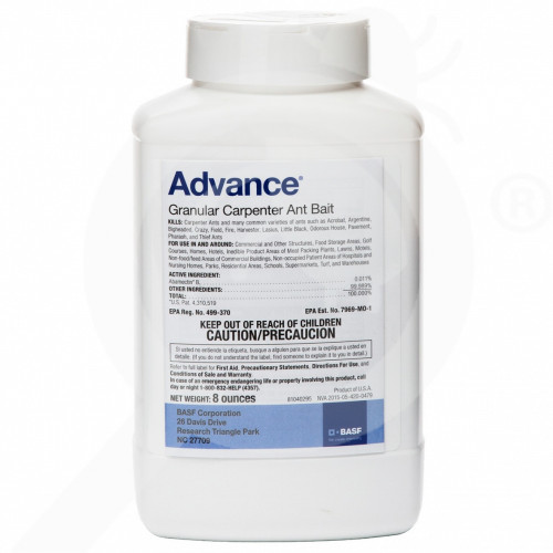 us basf insecticide advance carpenter ant bait 8 oz - 1