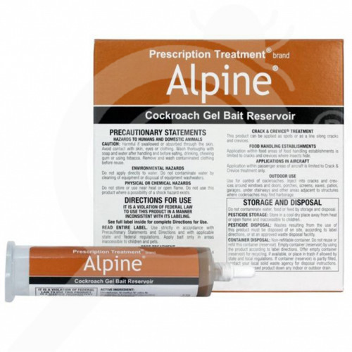 us basf insecticide alpine cockroach reservoir 30 g - 1, small
