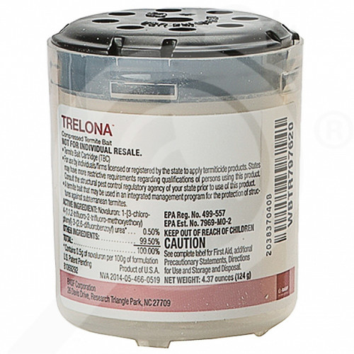 us basf insecticide trelona bait cartridge 124 g - 1, small