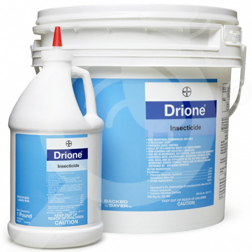 us bayer insecticide drione dust 7 lb - 1, small