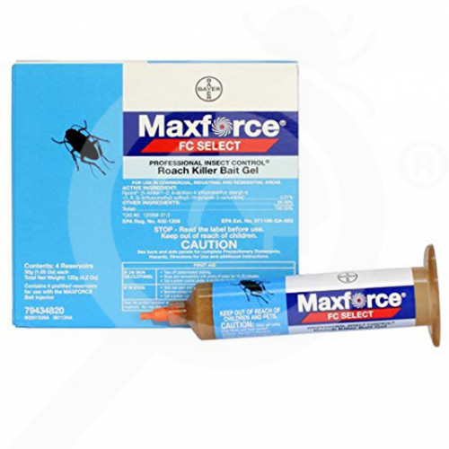 us bayer insecticide maxforce fc select 30 g - 1, small