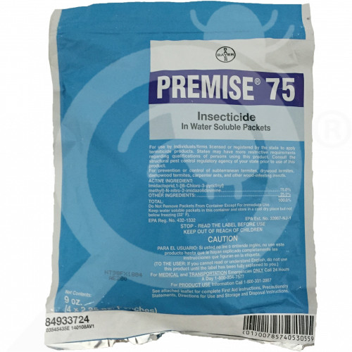 us bayer insecticide premise 75 wp 2 25 lbs - 2, small