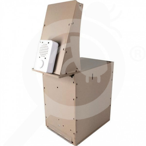 us bird barrier trap door sparrow audio module - 1, small