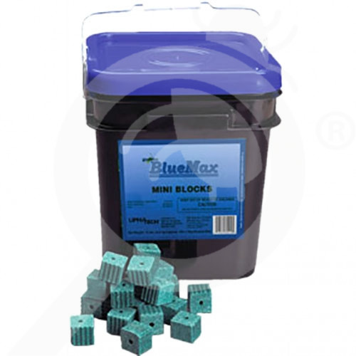 us lipa tech rodenticide generation bluemax mini blocks 16 lbs - 1, small