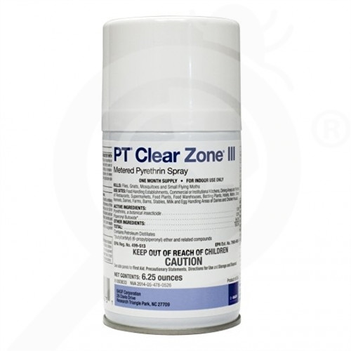 us basf insecticide clear zone metered iii 6 25 oz - 1, small