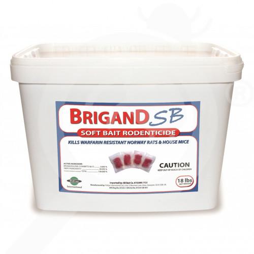 us pelgar rodenticide brigand sb soft bait 18 lb - 1, small