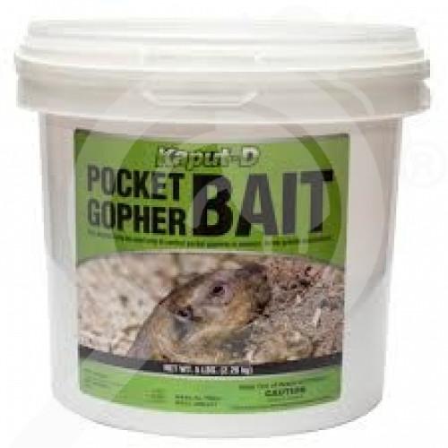 us kaput rodenticide kaput gopher bait 5 lbs - 1, small