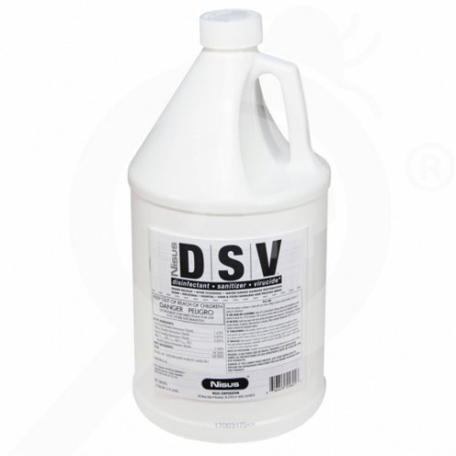 us nisus disinfectant dsv 128 oz - 2, small