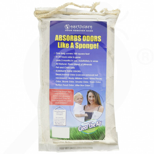 us earth care disinfectant odor remover bag 19 oz 500 g - 1, small