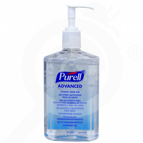us gojo disinfectant purell 350 ml - 1, small