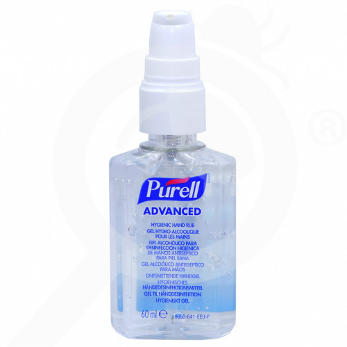 us gojo disinfectant purell 60 ml - 1, small