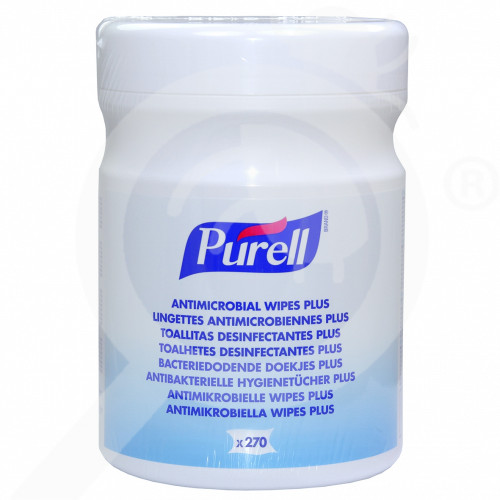 us gojo disinfectant purell plus 270 per box - 1, small