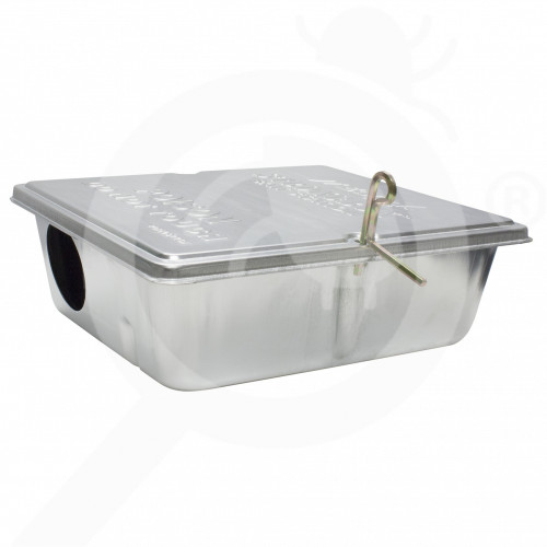 us jt eaton bait station strongbox metal set of 3 - 1, small