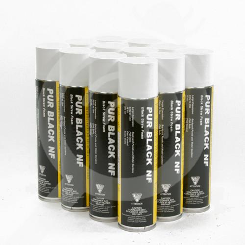 us todol repellent pur black nf foam 12x400 ml - 1, small