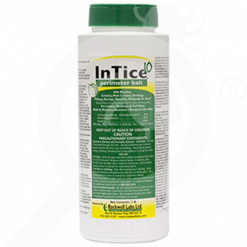 us rockwell labs insecticide intice 10 perimeter bait 1 lb - 1, small