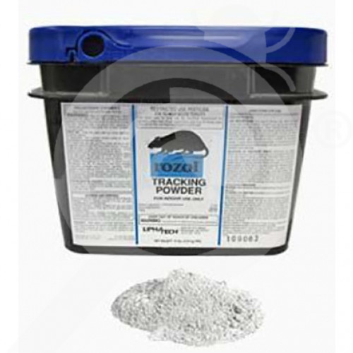 us lipa tech rodenticide rozol tracking powder white 10 lbs - 0, small