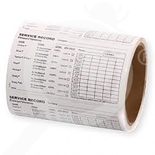 us bell labs bait station service labels - 1, small
