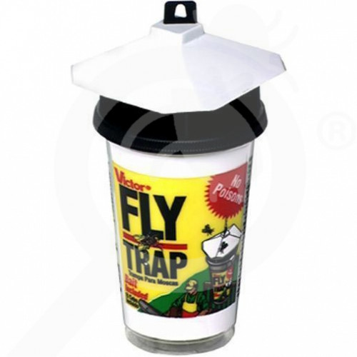 us woodstream trap victor fly trap m502 - 1, small
