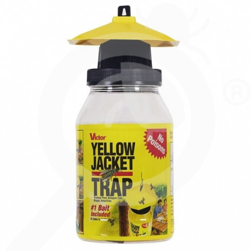 us woodstream trap victor m362 yellow jacket and flying insect - 1, small