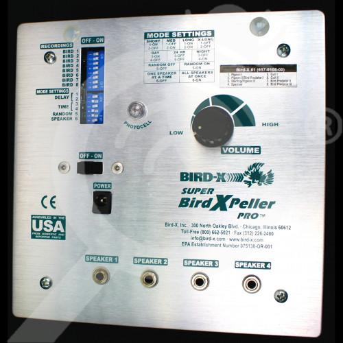 us bird x repellent super peller pro v2 - 2