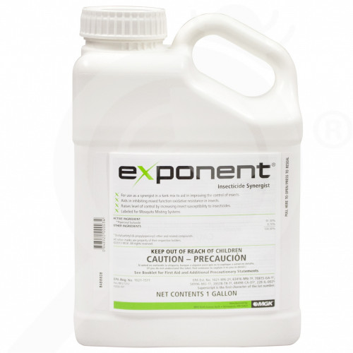 us mgk insecticide exponent synergist 128 oz - 1