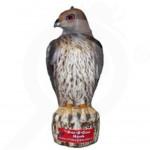 au bird b gone inc repellent red tailer hawk bird scarer - 1, small