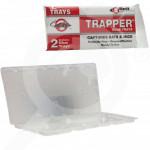 au bell labs trap trapper rat glue tray - 1, small