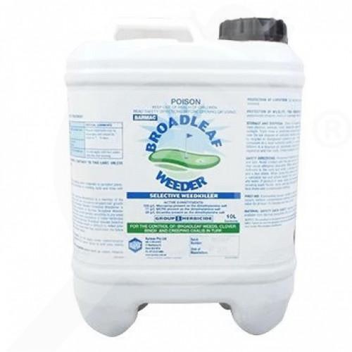 au barmac industries herbicide broadleaf weeder 10 l - 1, small