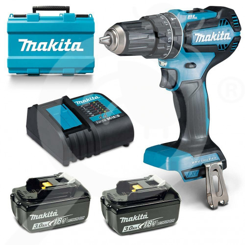 au makita special unit makita hammer drill kit - 1, small