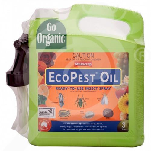 au multicrop insecticide crop ecopest oil rtu 3 l - 1, small