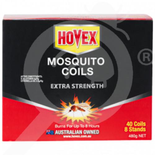 au hovex repellent mosquito coils 40 p - 1, small