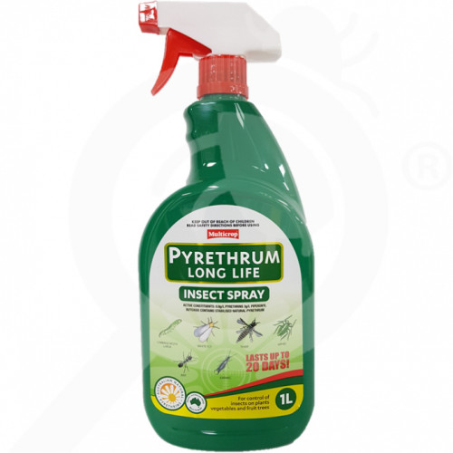 au multicrop insecticide crop pyrethrum long life rtu 1 l - 1, small