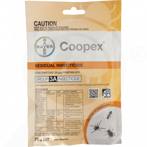 au bayer insecticide coopex r i 25 g - 1, small