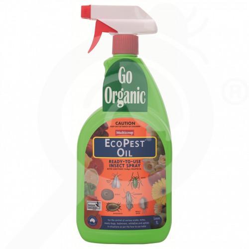 au multicrop insecticide crop ecopest oil rtu 1 l - 1, small
