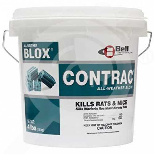au bell labs rodenticide contrac blox 1 8 kg - 1, small
