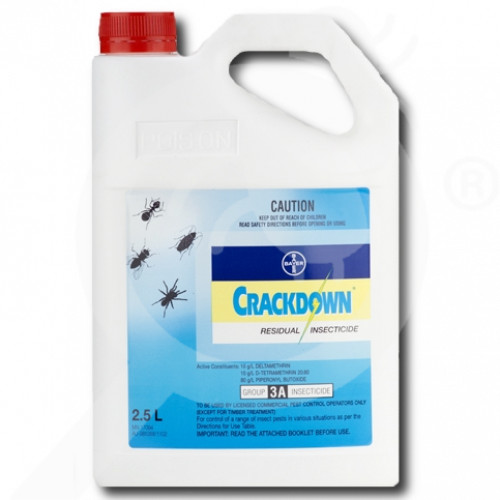 au bayer insecticide crackdown 2 5 l - 1, small