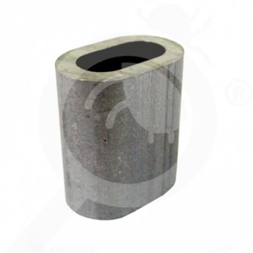 au globe accessory aluminium ferrule 2 5 mm - 1, small