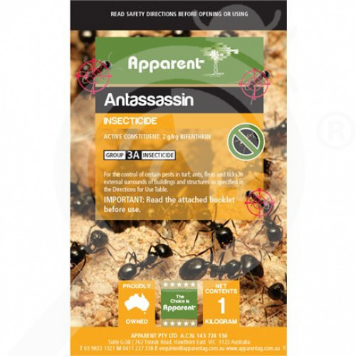 au apparent insecticide antassassin 1 kg - 1, small