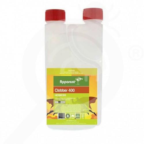 au apparent herbicide clobber 400 1 l - 1, small
