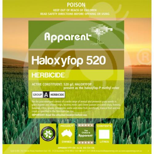 au apparent herbicide haloxyfop 1 l - 1, small