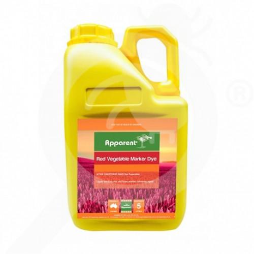 au apparent special unit vegetable dye marker 5 l - 2, small